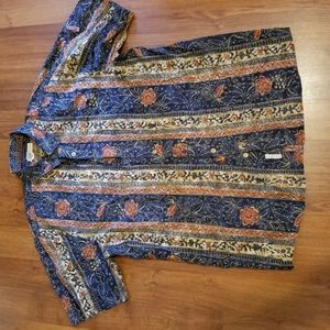 The Territory Ahead Men's XXL Floral 100% Cotton